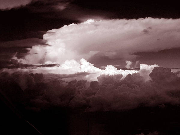 Cloud Images Poster featuring the photograph Cb1.2 by Strato ThreeSIXTYFive
