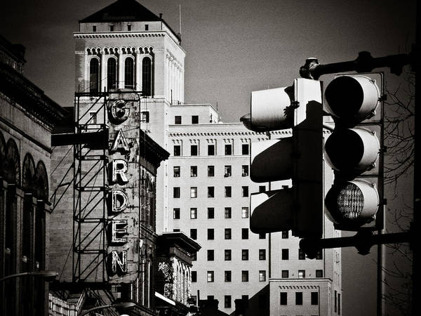 Pittsburgh Poster featuring the photograph Central Northside by Jessica Brawley