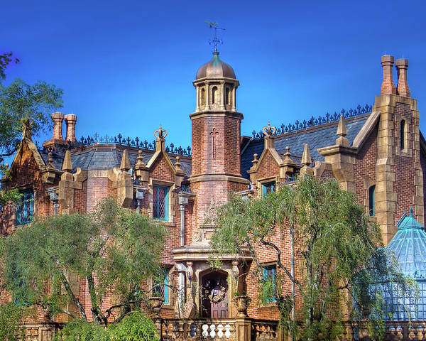 HAUNTED MANSION DISNEYLAND COLLECTOR/'S POSTER 4 SIZES TO CHOOSE FROM
