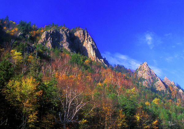 New Hampshire Poster featuring the photograph Dixville Notch by John Burk