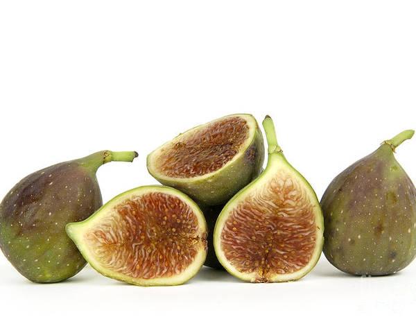 Fruit Poster featuring the photograph Figs by Bernard Jaubert