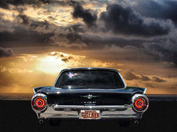 Ford Poster featuring the photograph Fnv8 by Bill Dutting