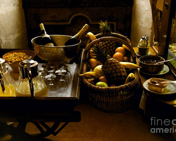 Fruits Poster featuring the photograph Fruits Of France by Madeline Ellis