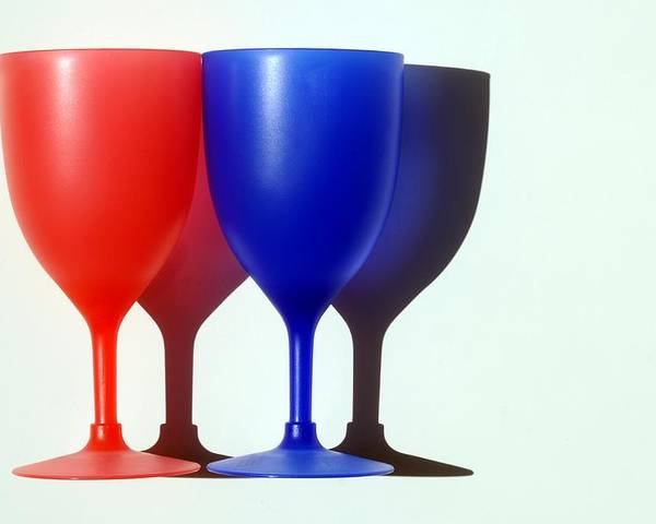 Photo Poster featuring the photograph Goblets by Dan Holm
