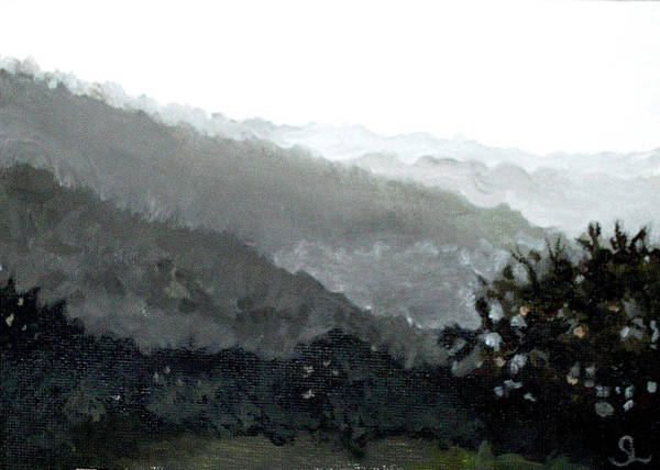 Puerto Rico Poster featuring the painting Hacienda Lamberti by Sarah Lynch
