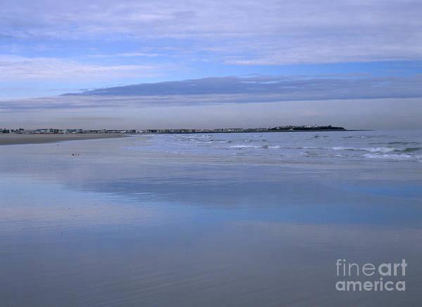 Beach Poster featuring the photograph Hampton Beach New Hampshire Usa by Erin Paul Donovan