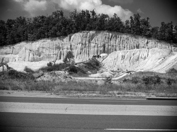 Landscape Poster featuring the photograph Highway Beauty by Melissa Riggs