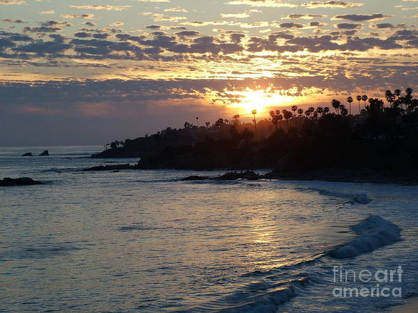 Sunset Poster featuring the photograph Holy Light by John Loyd Rushing