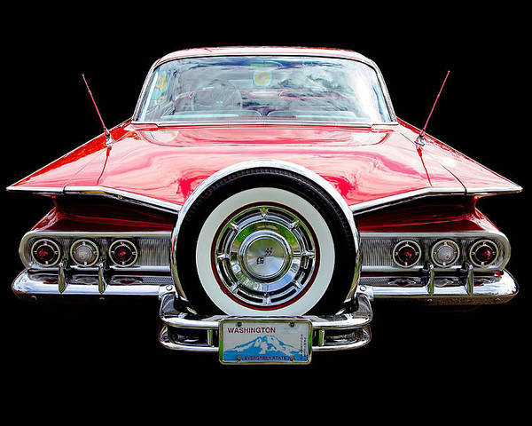 Chevy Poster featuring the photograph Impala by Rachell Williams