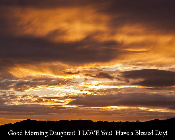 In Case You Missed Gods Message To You Good Morning Daughter I