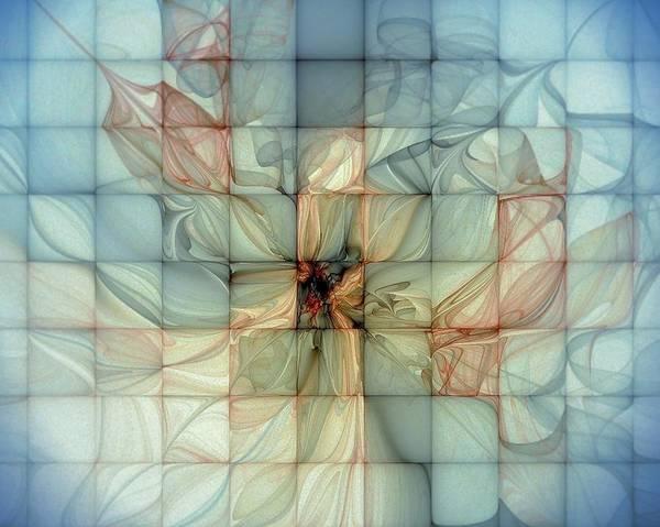 Digital Art Poster featuring the digital art In Dreams by Amanda Moore