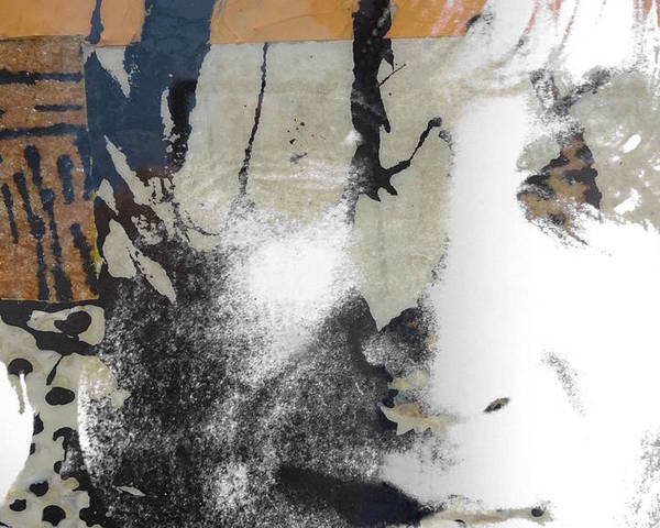 The Beatles Poster featuring the digital art John Lennon - In My Life by Paul Lovering