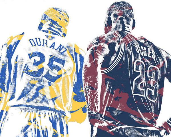 Joe Bryan PosterFulham FC Painting Poster PrintTrevill Design