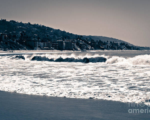 America Poster featuring the photograph Laguna Beach California Photo by Paul Velgos