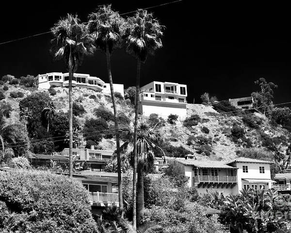 Living In The Hills Poster featuring the photograph Living In The Hills by John Rizzuto