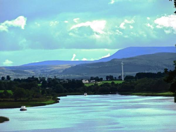 Water Poster featuring the photograph Lough Erne 2 by Stephanie Moore