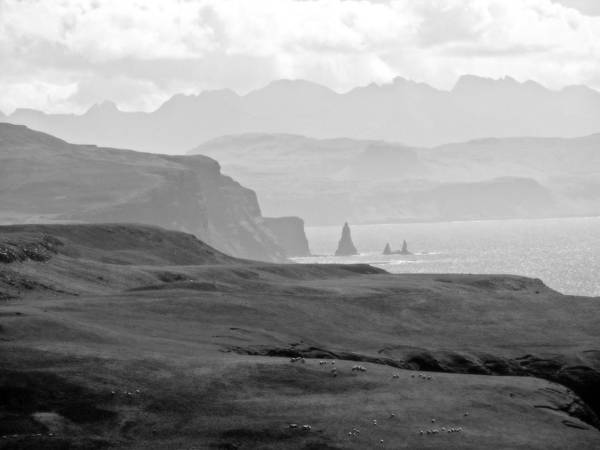 Landscape Poster featuring the photograph Macleod's Maidens by Dan Andersson