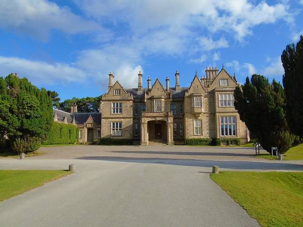 House Poster featuring the photograph Muckross House by Johnny Griffin