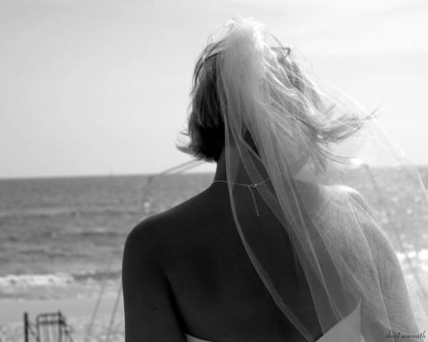 Bride Poster featuring the photograph New Beginning by Sheri Bartoszek