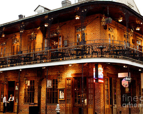 New Orleans Poster featuring the photograph New Orleans and all that Jazz by Kim Fearheiley