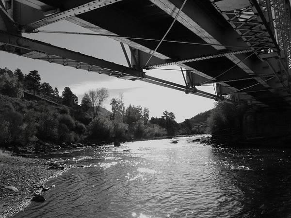 Bridge Poster featuring the photograph Old Rio Grande Bridge by Bill Hyde