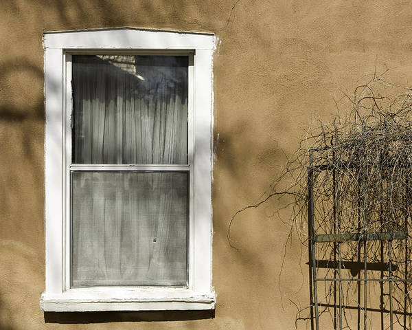Photography Poster featuring the photograph Old Window by Carmo Correia