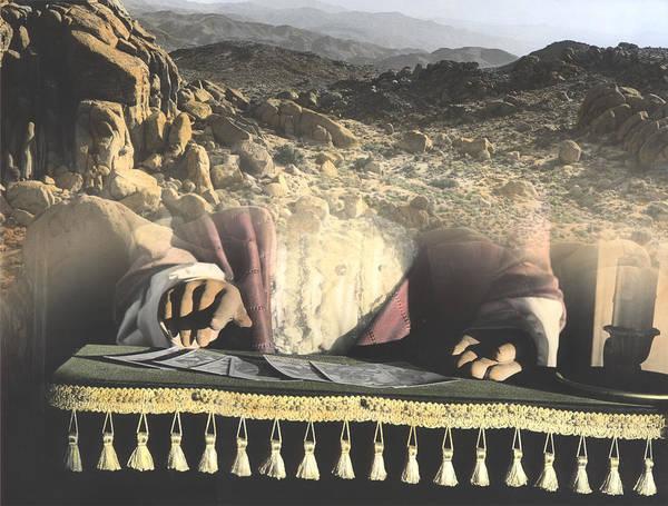 California Desert Poster featuring the photograph Pick A Card by Bob Bennett