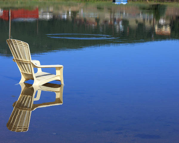 Water Poster featuring the photograph Reflections Fine Art Photography Print by James BO Insogna