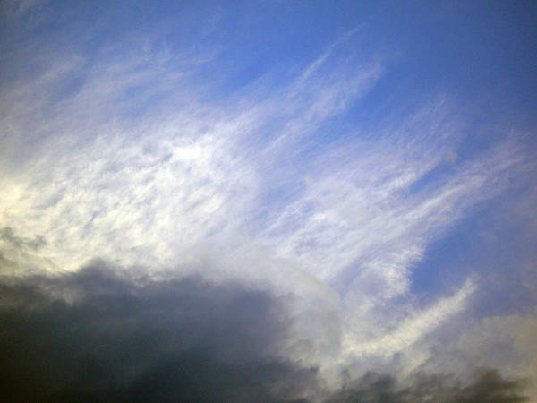 Cloud Poster featuring the photograph Sky6 by Mikael Gambitt