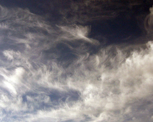 Cloud Poster featuring the photograph Sky9 by Mikael Gambitt