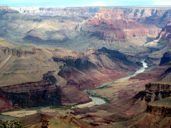 Grand Canyon National Park Poster featuring the photograph Stretch Of Glory by Carrie Putz