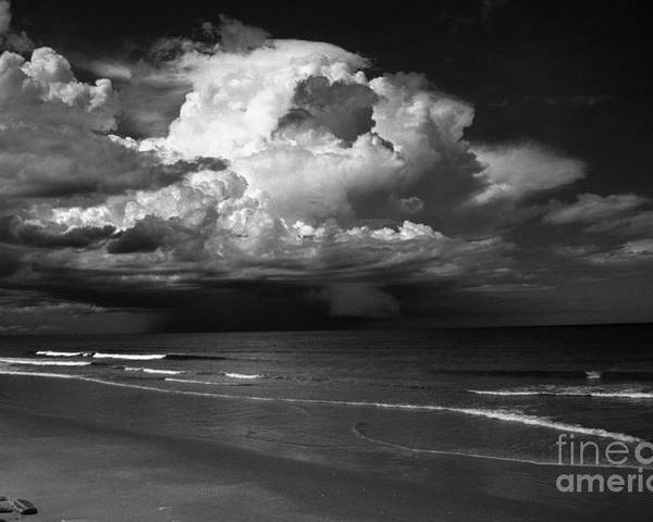 America Poster featuring the photograph Super Cell Storm Florida by Arni Katz