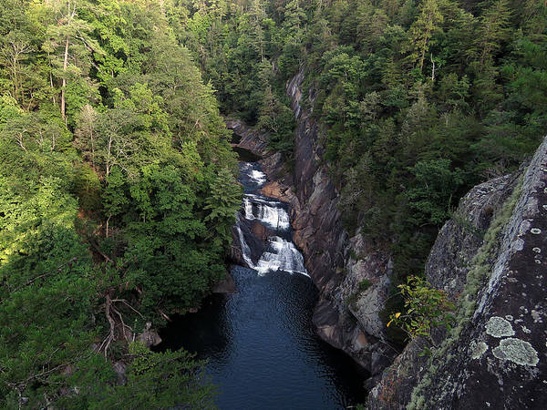Tallulah Gorge Poster featuring the photograph Tallulah Gorge 1 by J M Farris Photography