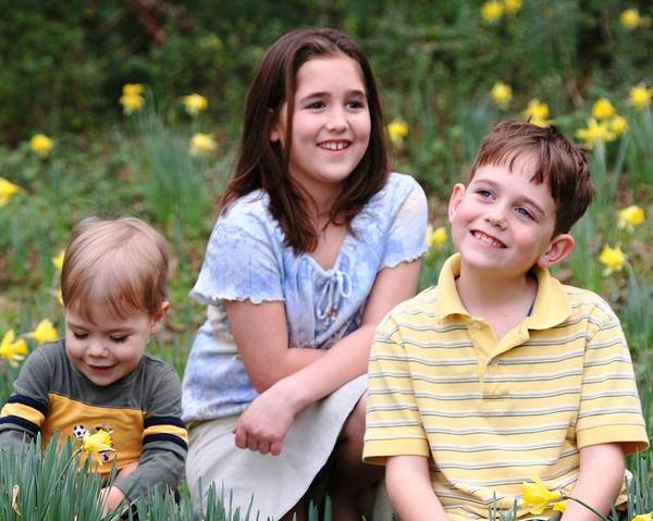 Spring Poster featuring the photograph Thoughts Of Spring - J Family by Lisa Johnston