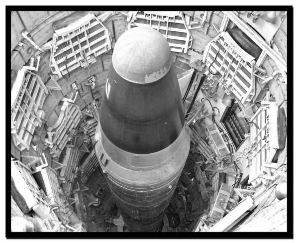 Titan Poster featuring the photograph Titan Missile Site Museum by Farol Tomson