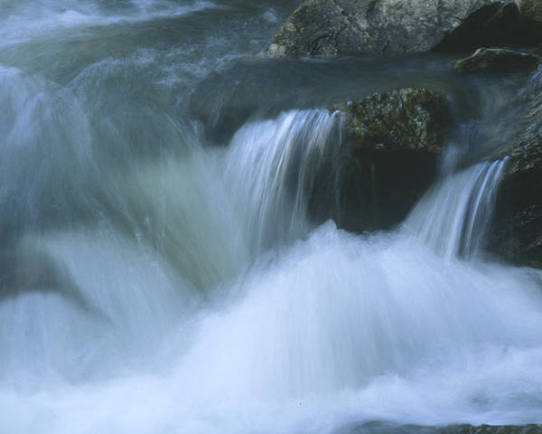 Water Poster featuring the photograph Torrent by Lynard Stroud