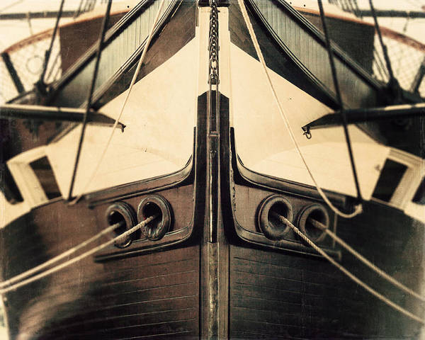 Uss Constellation Poster featuring the photograph Uss Constellation by Lisa Russo