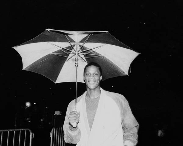 1980-1989 Poster featuring the photograph Darryl Strawberry by New York Daily News
