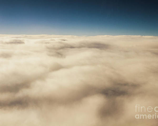 Cloud Poster featuring the photograph Wispy Heavens by Jorgo Photography - Wall Art Gallery