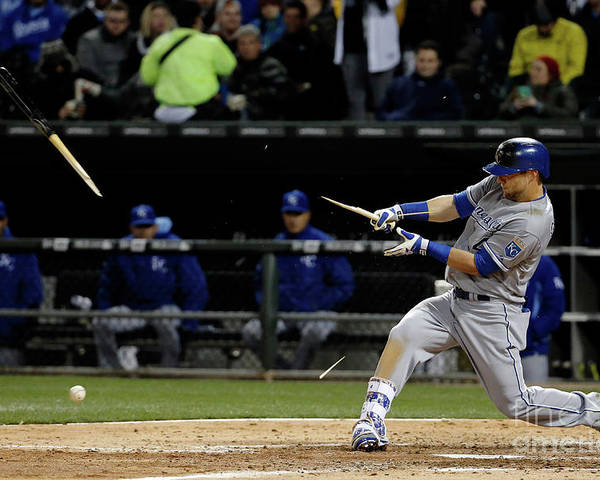 People Poster featuring the photograph Alex Gordon by Jon Durr
