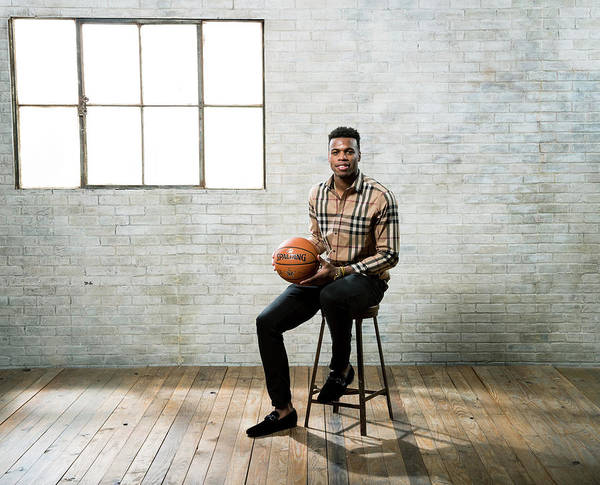 Nba Pro Basketball Poster featuring the photograph Buddy Hield by Nathaniel S. Butler