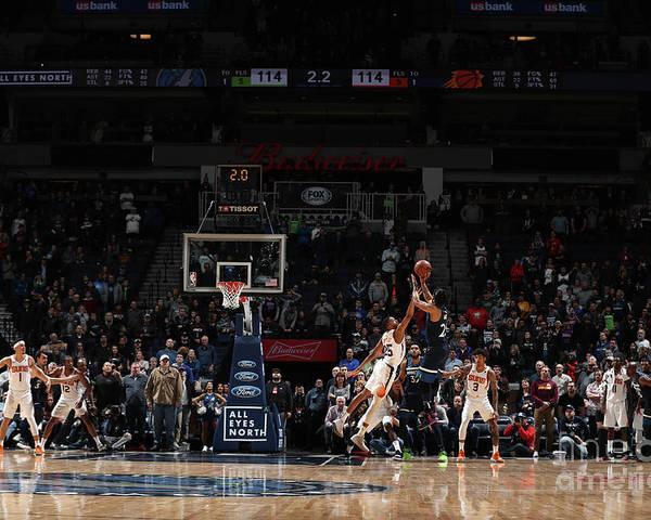 Nba Pro Basketball Poster featuring the photograph Derrick Rose by Jordan Johnson