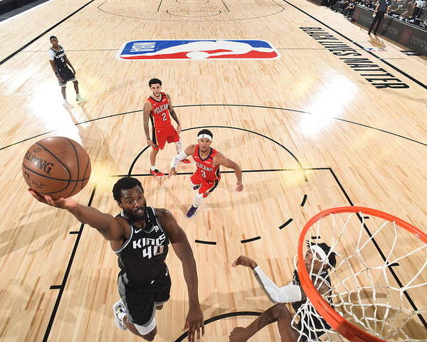 Nba Pro Basketball Poster featuring the photograph Harrison Barnes by Joe Murphy
