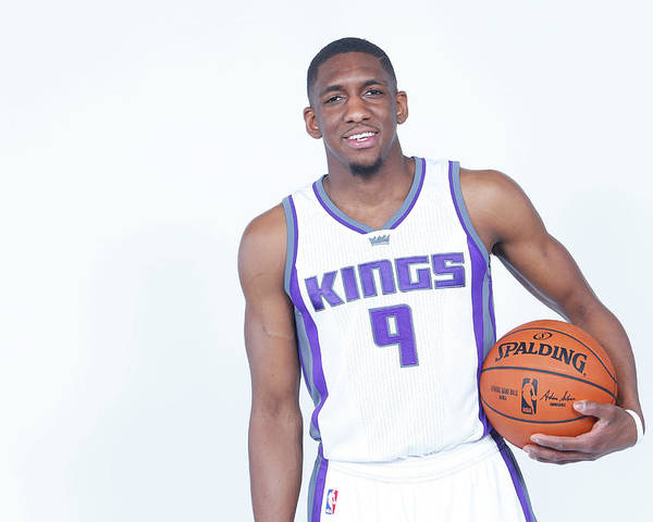 Nba Pro Basketball Poster featuring the photograph Langston Galloway by Rocky Widner
