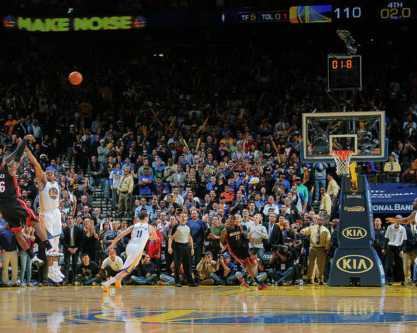 Nba Pro Basketball Poster featuring the photograph Lebron James by Rocky Widner
