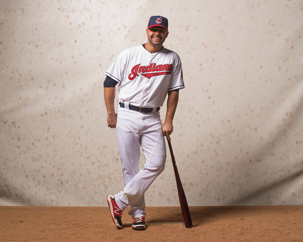 American League Baseball Poster featuring the photograph Nick Swisher by Rob Tringali