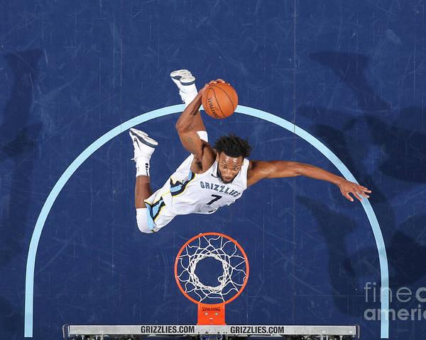 Nba Pro Basketball Poster featuring the photograph Wayne Selden by Joe Murphy