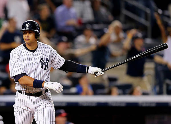 Three Quarter Length Poster featuring the photograph Alex Rodriguez by Elsa