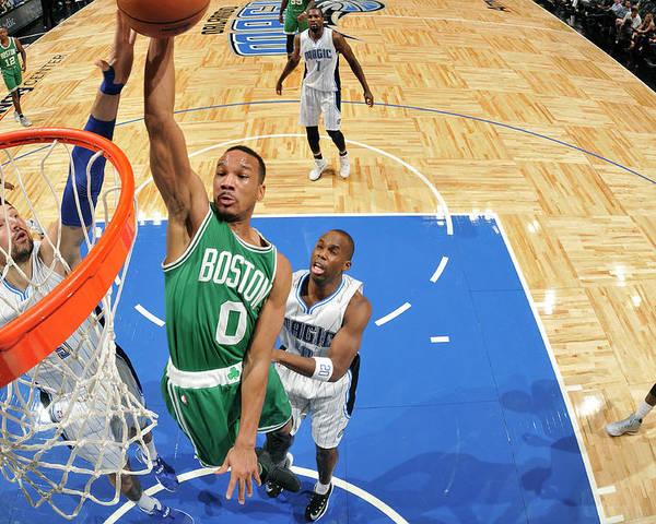Nba Pro Basketball Poster featuring the photograph Avery Bradley by Fernando Medina