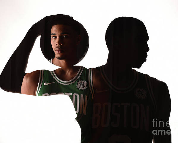 Nba Pro Basketball Poster featuring the photograph D.j. Wilson by Brian Babineau